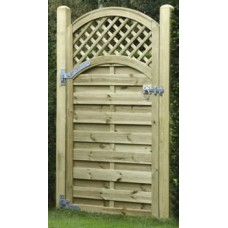 Arched Lattice Top Gate - 0.9m x 1.8m