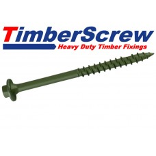 Hex Head Drive Screw - 150mm (Box of 100)
