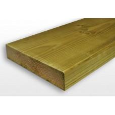 Deck Joists - 3.6m x 145 x 45 Dressed