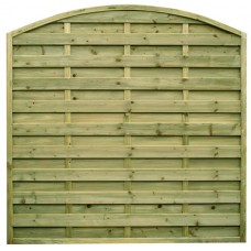 Arched Horizontal Panel - 1.8m x 1.8m