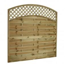 Arched Lattice Top Panel - 1.8m x 1.8m