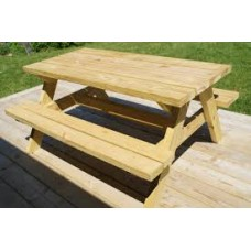Childrens Picnic Table - 1.2m