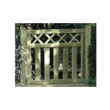 Cross Top Gate - 0.9m x 0.9m