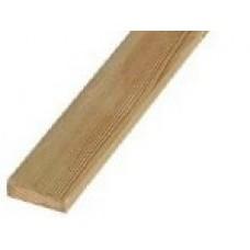 Deck Fillet Rail - 3.6m x 41 x 12