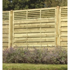 Elite Slatted Top Panel - 1.8m x 1.8m