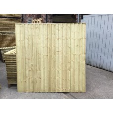 Featheredge Panel - 1.83m x 1.8m