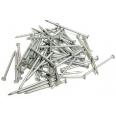 100mm Plain Round Head Nails (GALV) - 0.5Kg Bag