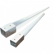 "Post Holder Spike - 3"" x 3"" x 24"" (Galvanised)"